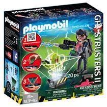 PLAYMOBIL Ghostbusters Ghostbuster Egon Spengler 9346