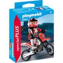 PLAYMOBIL SpecialPLUS motorcrosser 9357