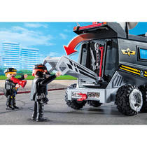 PLAYMOBIL City Action SIE-truck met licht en geluid 9360