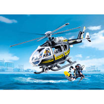 PLAYMOBIL SIE-HELIKOPTER 9363