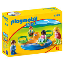 PLAYMOBIL 1.2.3. KINDERMOLEN 9379