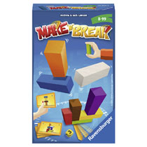 Ravensburger Make 'n Break pocketspel
