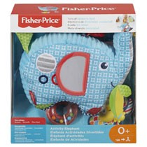 Fisher-Price activiteiten olifant