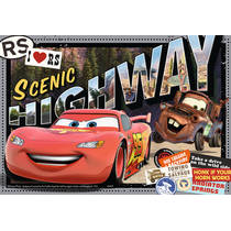 RAVENSBURGER DISNEY CARS2X24P