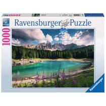 Ravensburger puzzel Prachtige Dolomieten - 1000 stukjes