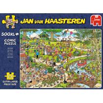 Jumbo Jan van Haasteren puzzel Het park - 500 stukjes