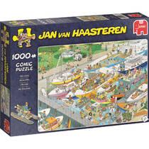 Jumbo Jan van Haasteren puzzel De Sluizen - 1000 stukjes