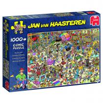 Jumbo Jan van Haasteren puzzel De Speelgoedwinkel - 1000 stukjes