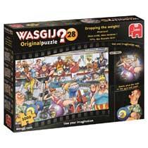 Jumbo Wasgij puzzel Afvalrace! - 1000 stukjes