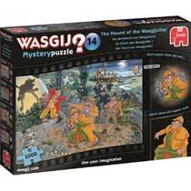 WASGIJ MYSTERY 14 DE JACHTHOND (1000)