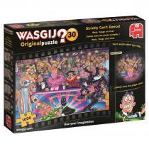 WASGIJ OG -WALS, TANGO&JIVE(1000)