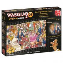 Jumbo Wasgij puzzel Original 29 Vang het boeket! - 1000 stukjes
