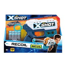 X-Shot Recoil blaster - 8 darts