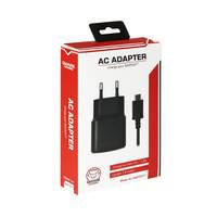 Qware Switch AC adapter + oplaadkabel USB-C - 1,8 meter
