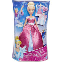 Disney princess - assepoester 2-in-1 pop