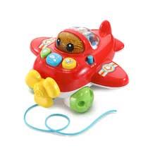 VTech Baby avonturenvliegtuig
