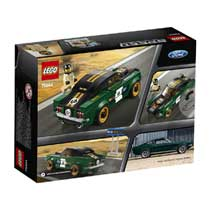 LEGO SPEED CHAMPION 75884 FORD MUSTANG
