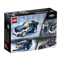 LEGOSPEED CHAMPION 75885 FORD FIESTA