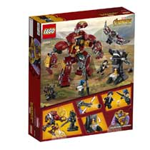 LEGO 76104 HET HULKBUSTER DUEL