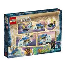 LEGO41191 NAIDA WATERSCHILDPADHINDERLAAG