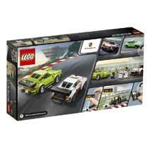 LEGO 75888 PORSCHE 911/TURBO