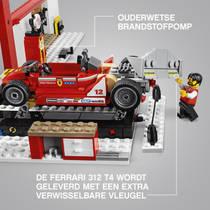 LEGO SC 75889 FERRARI GARAGE