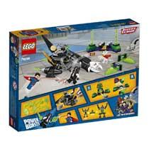 LEGO 76096 SUPERMAN+KRYPTO WERKEN SAMEN