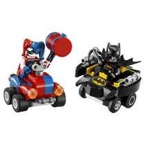 LEGO 76092 M. MICROS: BATMAN V HARLEY QU