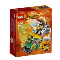 LEGO Marvel Super Heroes Mighty Micros: Thor vs. Loki 76091