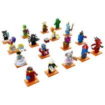 LEGO MINIFIGUREN WAVE 2