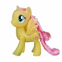 My Little Pony Shining Friends speelfigurenset Fluttershy