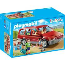 PLAYMOBIL Family Fun gezinswagen 9421