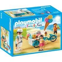 PLAYMOBIL Family Fun ijsjesverkoper 9426