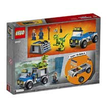 LEGO 10757 JW RAPTOR REDDINGSAUTO