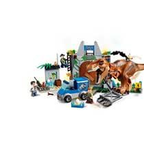 LEGO 10758 JWT-REX ONTSNAPPING