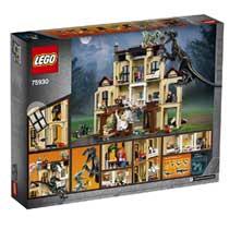 LEGO 75930 JW INDORAPTORCHAOS LOCKWOOD E