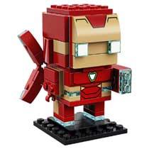 LEGO 41604 IRON MAN MK50 BRICKHEADS