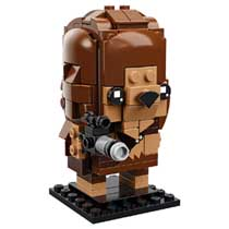 LEGO 41609 CHEWBACCA BRICKHEADS