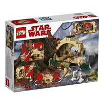 LEGO SW 75208 YODA'S HUT