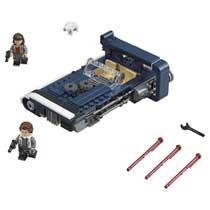LEGO SW 75209 HAN SOLO'S LANDSPEEDER