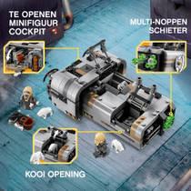 LEGO SW 75210 MOLOCH'S LANDSPEEDER