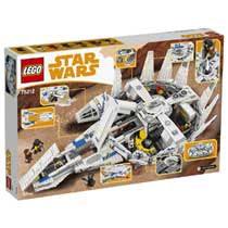 LEGO SW 75212 KESSEL RUN MILL. FALCON
