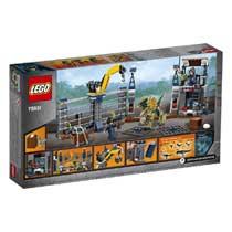 LEGO 75931 JWDILOPHOSAURUS OUTPOST ATTAC