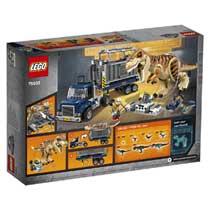 LEGO 75933 JW T-REX TRANSPORT