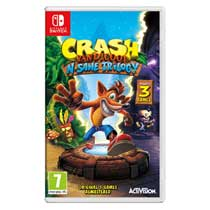 Nintendo Switch Crash Bandicoot N Sane Trilogy