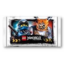 LEGO Ninjago ruilkaartenspel boosterpack