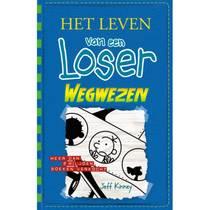 Het leven van een loser 12: Wegwezen - Jeff Kinney