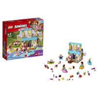 LEGO Juniors Stephanies huisje aan het meer 10763