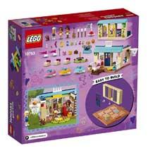 LEGO JUNIOR 10763 STEPHANIE'S HUIS MEER