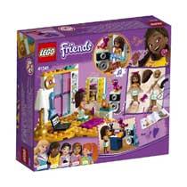LEGO FRIENDS ANDREA'S SLAAPKAMER 41341